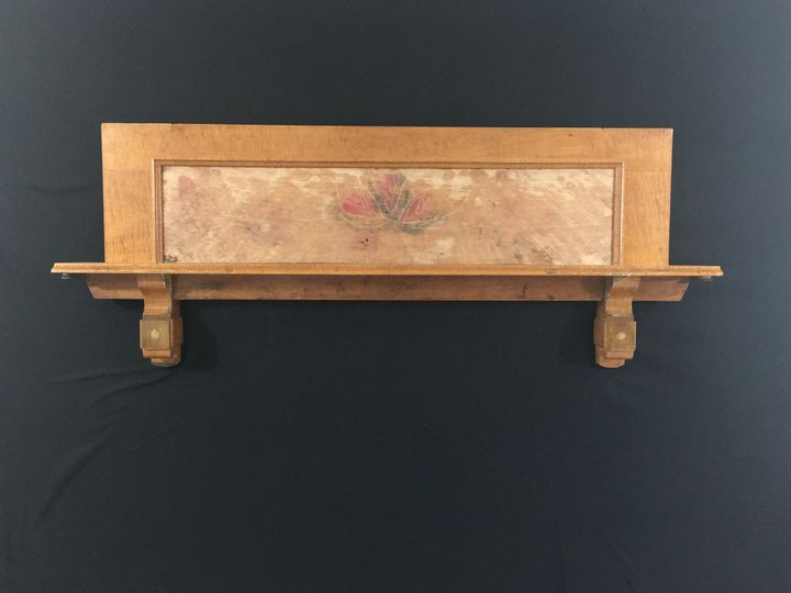 Encaustic Trio Wall Shelf - PianoArtDecor