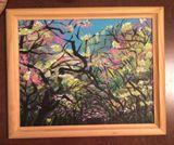 8x10 acrylic on canvas board