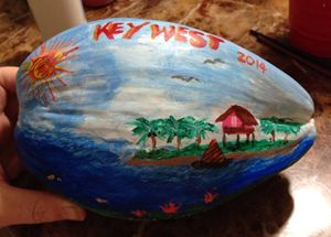 Key West Coconut 2014