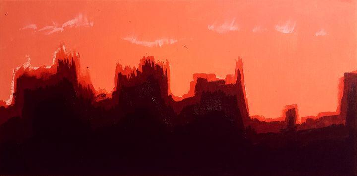Orange City - Kate's Creations