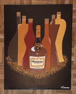 For the love of Hennessy