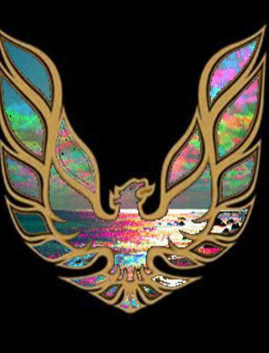 """Phoenix Logo """"Ocean Sunset"""" - Eddie Warner Collection"""