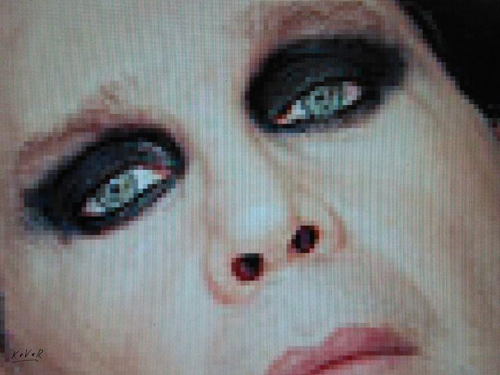 16001 Ozzy Osbourne 01 - AndReaS K o V a R