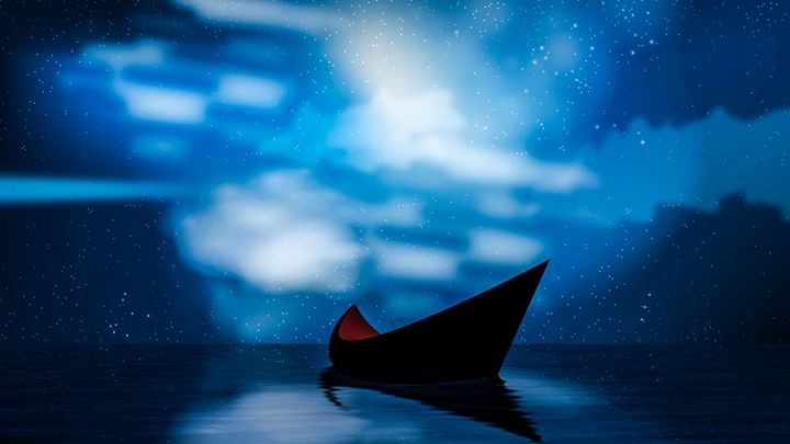 Starry Night - Sourav Roy