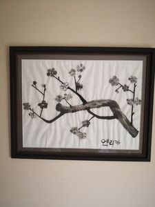 Traditional Korean Plum Tree - tonightwithem