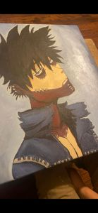 Dabi Painting (sold)