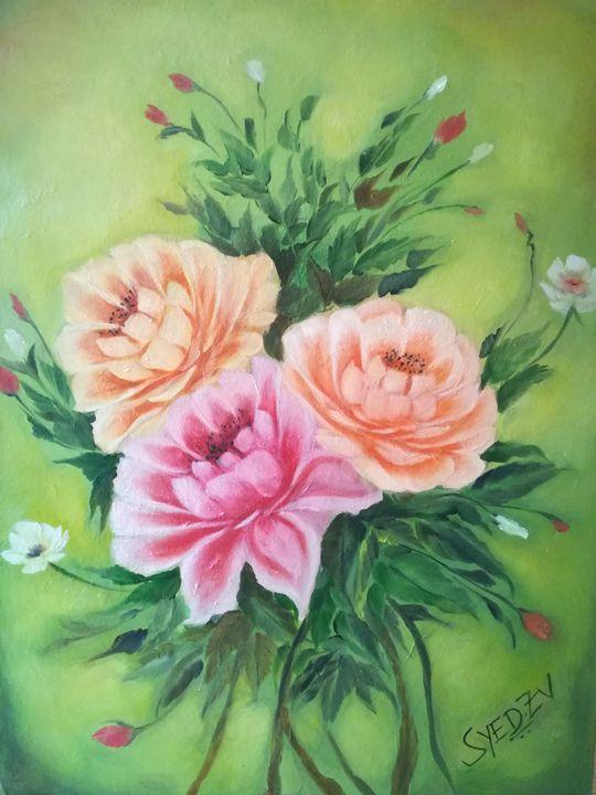 Three Roses - Zohra Vasif