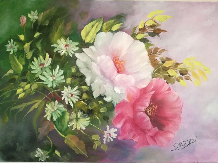 Poppies - Zohra Vasif