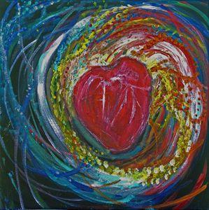 New Heart - EOBrienArt