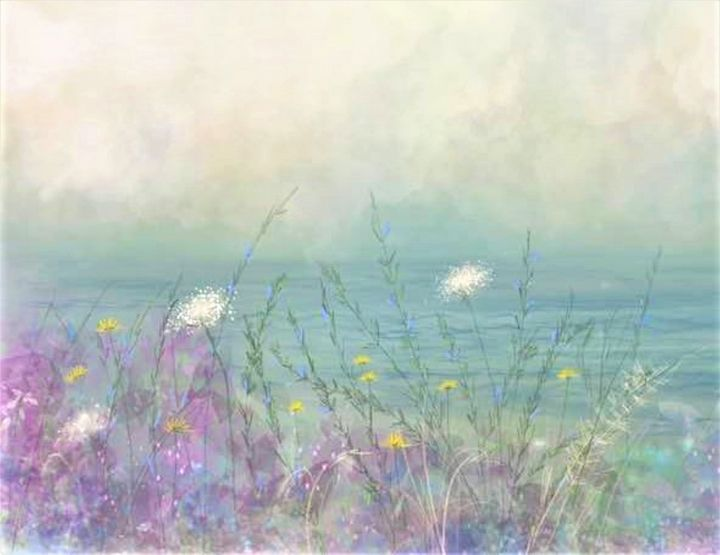 Coastal Walk - Lesley Weyman
