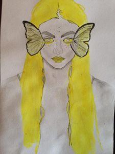 the yellow women
