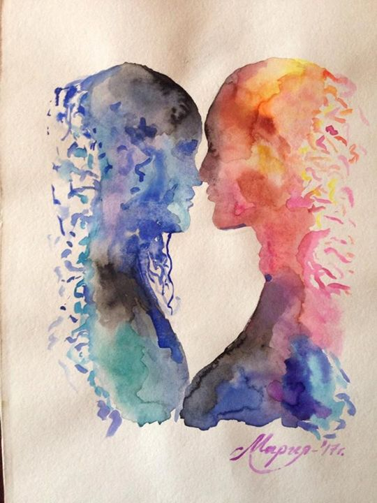 LOVERS - Art