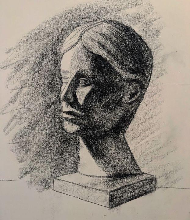 Stone lady - Madisenb_art
