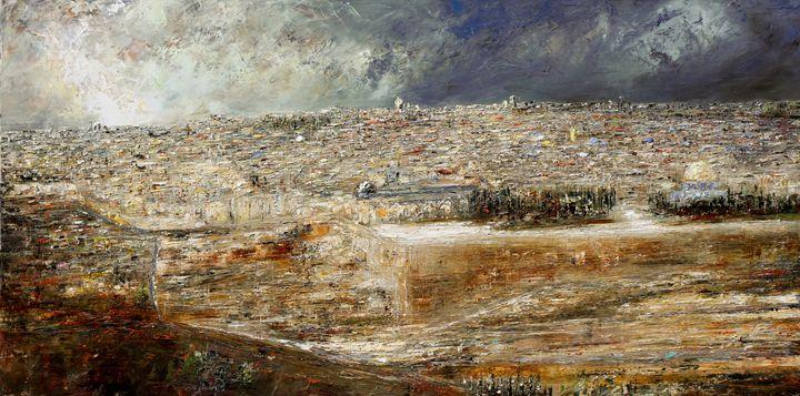 Jerusalem - Pierre Reymond