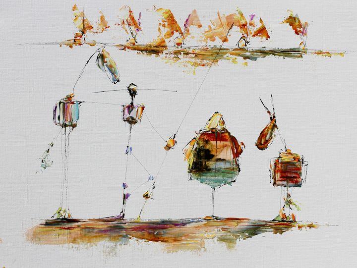 Don Quichotte : le quatuor - Pierre Reymond