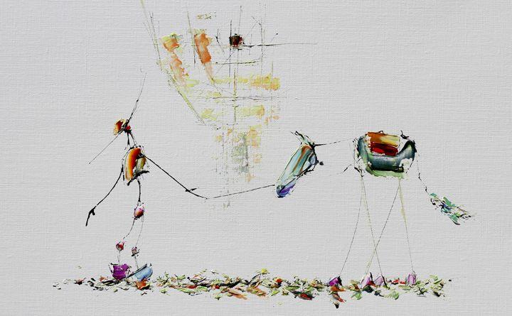 Don quichotte : La marche - Pierre Reymond