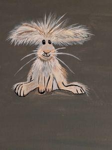 Fuzzy Bunny Ears