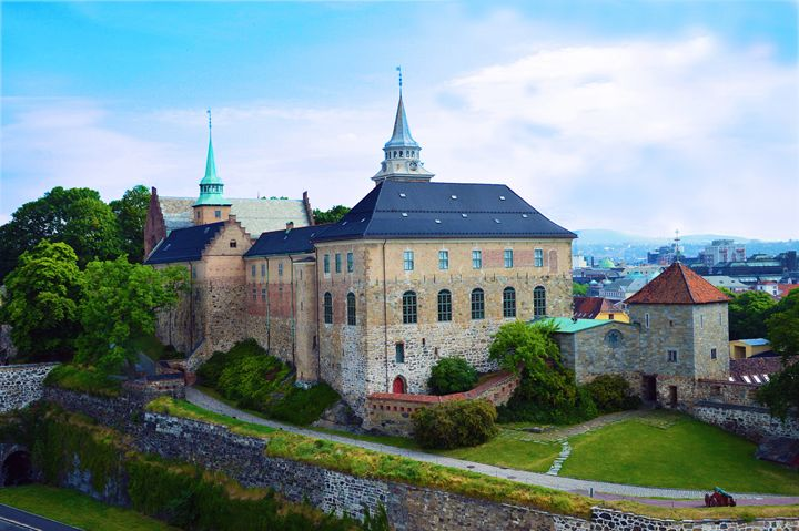 Akershus Castle in Oslo, Norway - Catherine Sherman