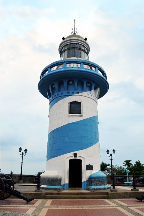 Guayaquil, Ecuador, Lighthouse - Catherine Sherman