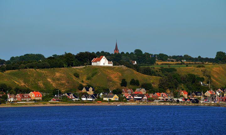 Swedish Island of Ven, Oresund - Catherine Sherman