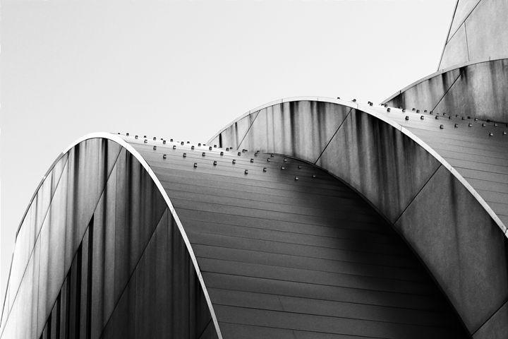 Kauffman Center Curves and Shadows - Catherine Sherman