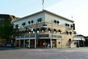 General Palmer Hotel, Durango - Catherine Sherman