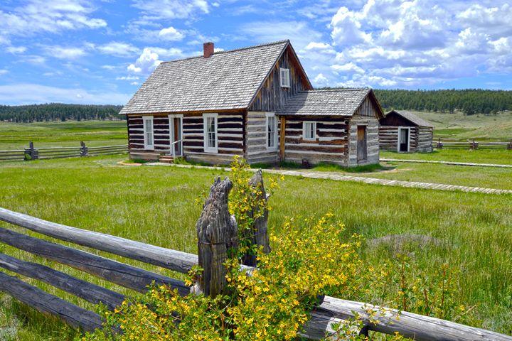 Hornbek Homestead in Colorado - Catherine Sherman