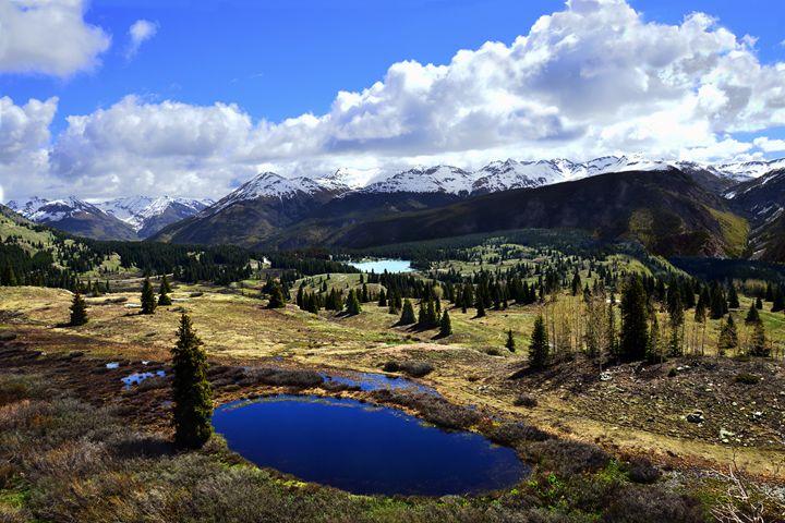 Molas Pass, Colorado - Catherine Sherman