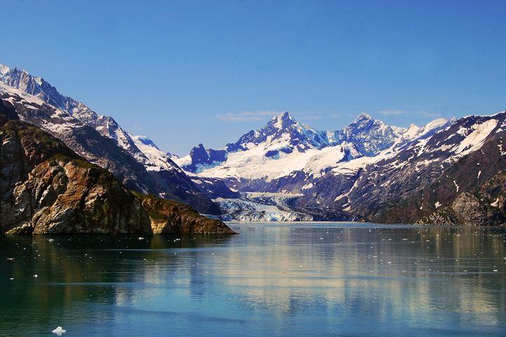 Margerie Glacier in Glacier Bay - Catherine Sherman