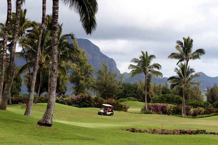 Poipu Bay Golf Course, Kauai - Catherine Sherman