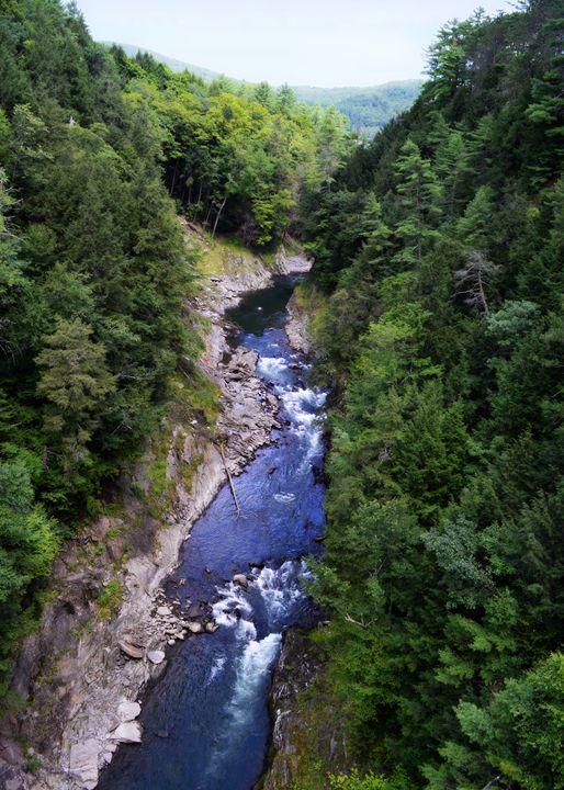 Quechee Gorge, Vermont - Catherine Sherman