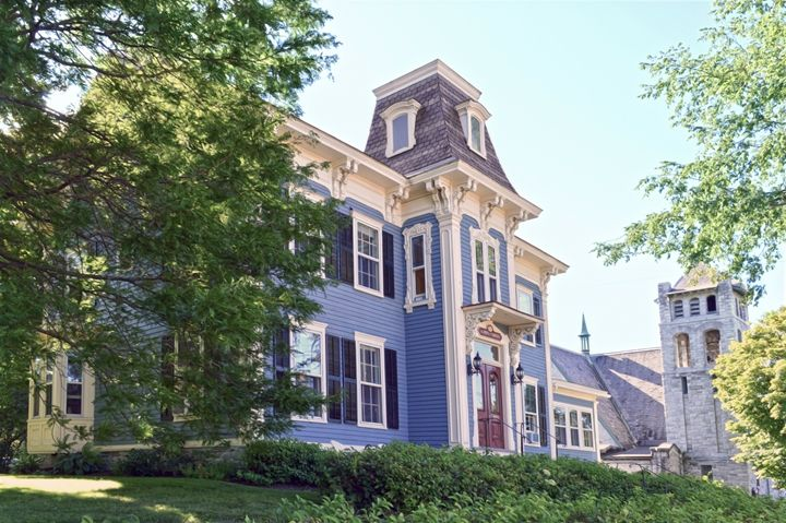 Inn on the Green, Middlebury Vermont - Catherine Sherman