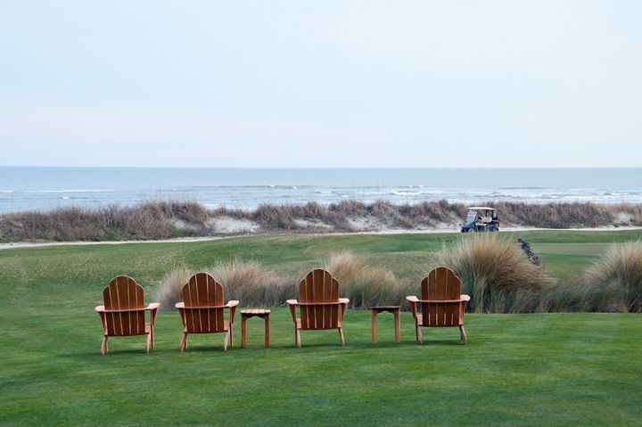 Ocean Course Chairs - Catherine Sherman