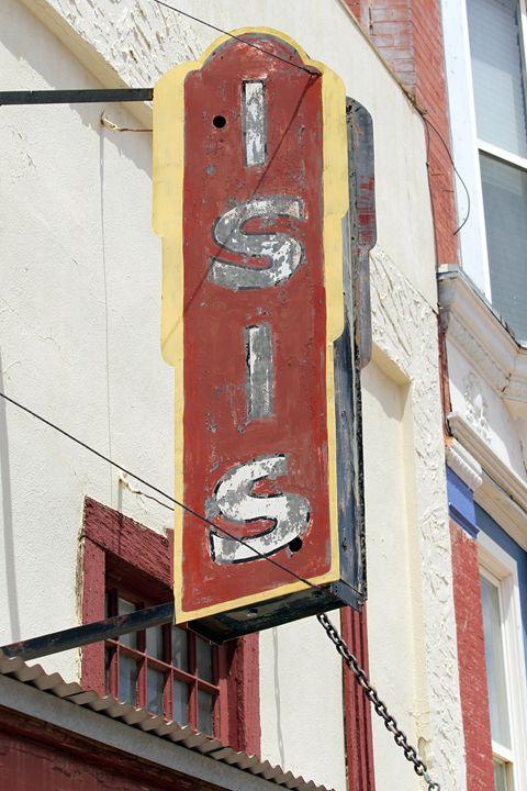 Isis Theatre, Victor, Colorado - Catherine Sherman