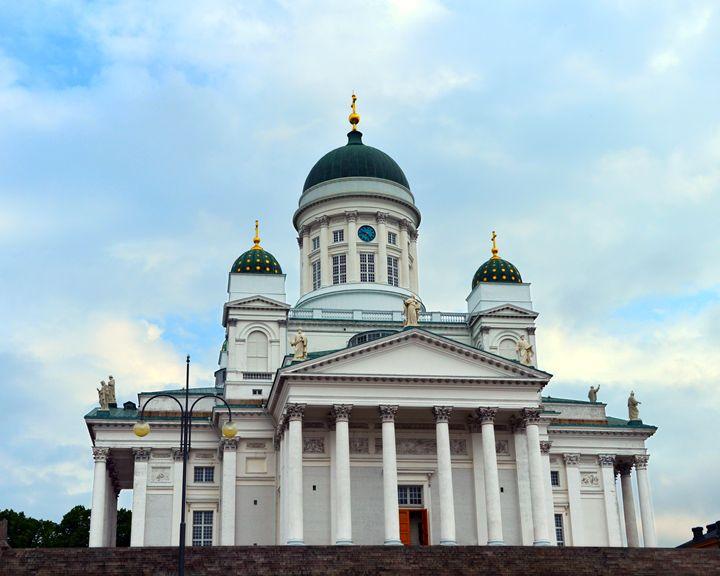 Helsinki Cathedral, Finland - Catherine Sherman