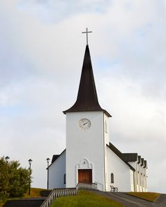 Borgarnes Church, Iceland