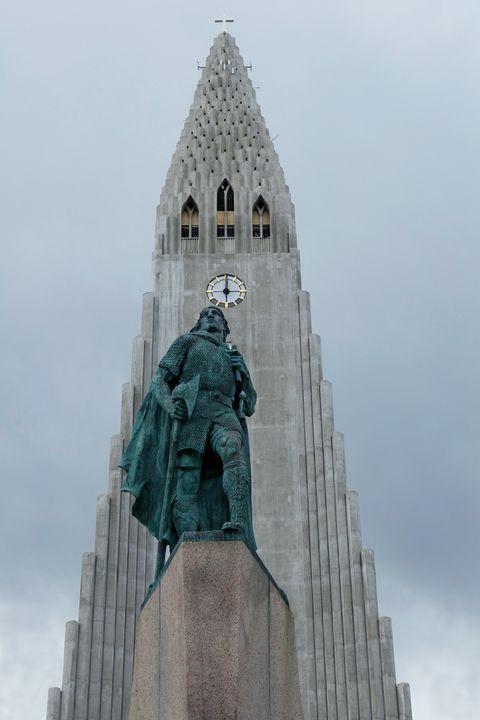 Leif Erickson Statue, Iceland - Catherine Sherman