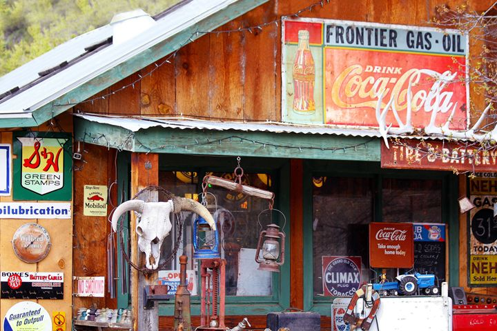 Frontier Gas and Oil, New Mexico - Catherine Sherman