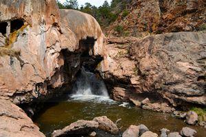 Soda Dam in New Mexico - Catherine Sherman