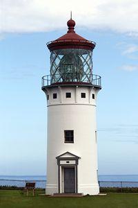 Kilauea Lighthouse on Kauai - Catherine Sherman