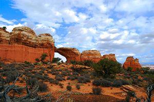 Broken Arch in Utah - Catherine Sherman