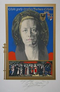 Barbara of Cilli,