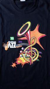Markham Jazz Festival- T-Shirt -Horn