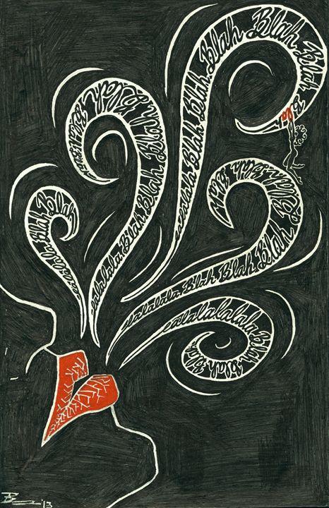 """""""LaLaLa"""" - Art By Bully"""