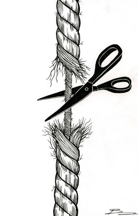 """Ropes"" - Art By Bully"