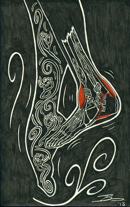 """""""Cataflam Dreams"""" - Art By Bully"""