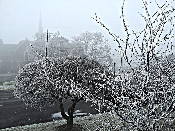 Frozen - B Rittenhouse