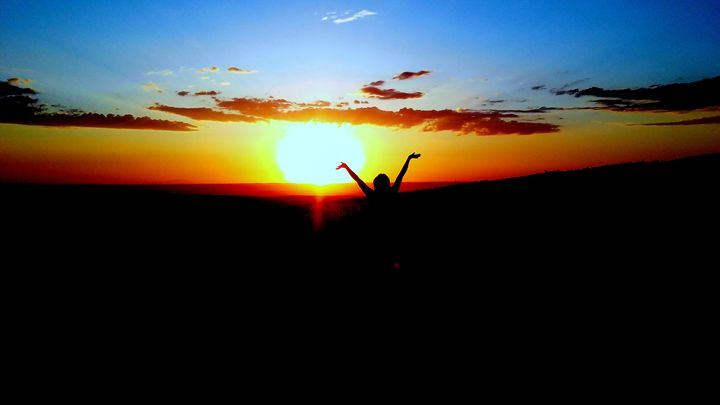 Praise The Sun - B Rittenhouse