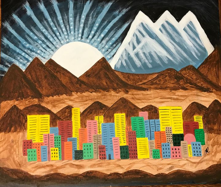 ILLIMANI - Marzy's Art
