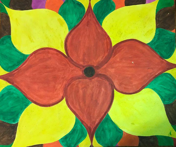 Flower - Marzy's Art